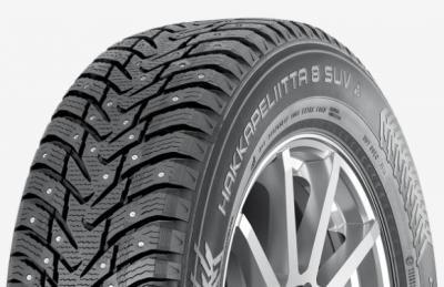 Hakkapeliitta 8 SUV Studded Tires